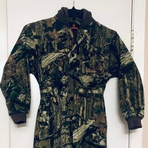 Camp Insulated Suit & Long Sleeve Shirt
